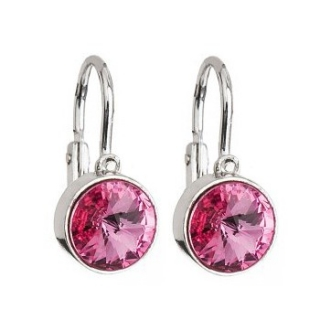 Swarovski elements 31126.3 rose